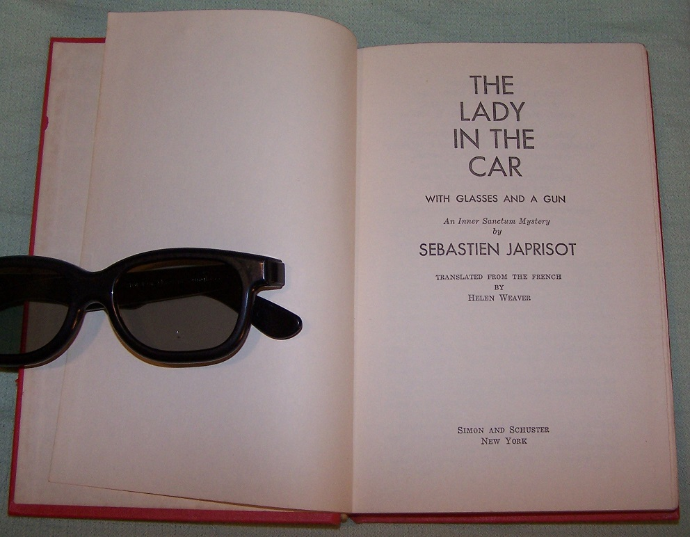 Image for The Lady in the Car with Glasses and a Gun