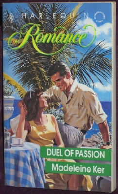 Image for Duel of Passion