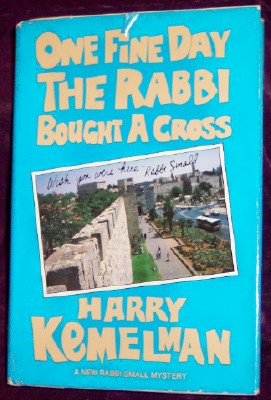 Image for One Fine Day the Rabbi Bought a Cross