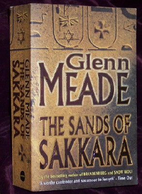 Image for Sands of Sakkara