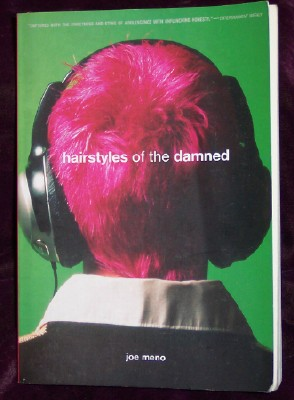 Image for Hairstyles Of The Damned