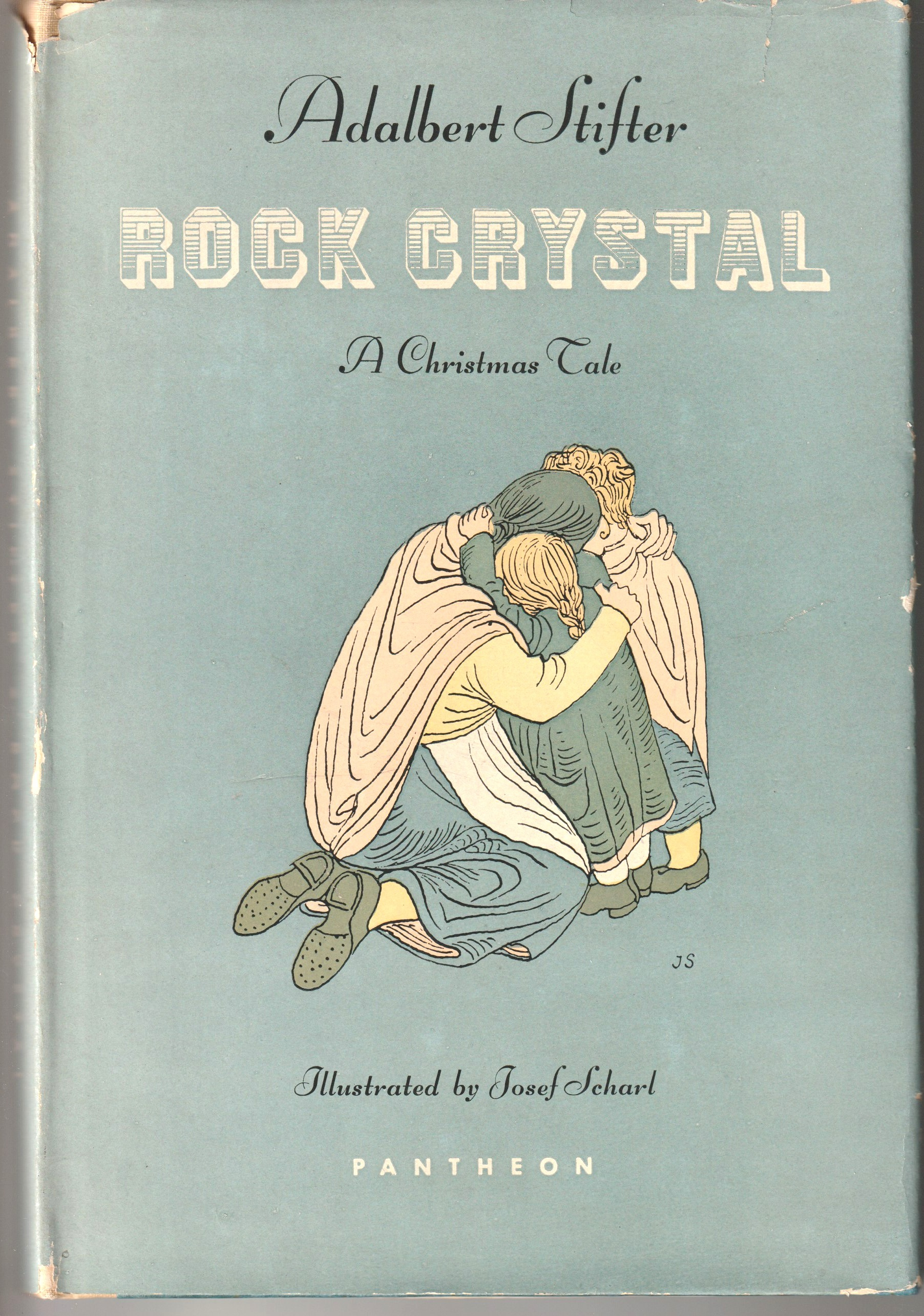 Image for Rock Crystal, A Christmas Tale