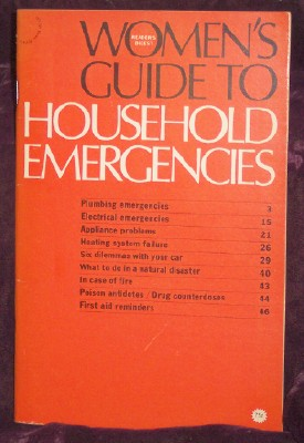 Image for Women's Guide to Household Emergencies