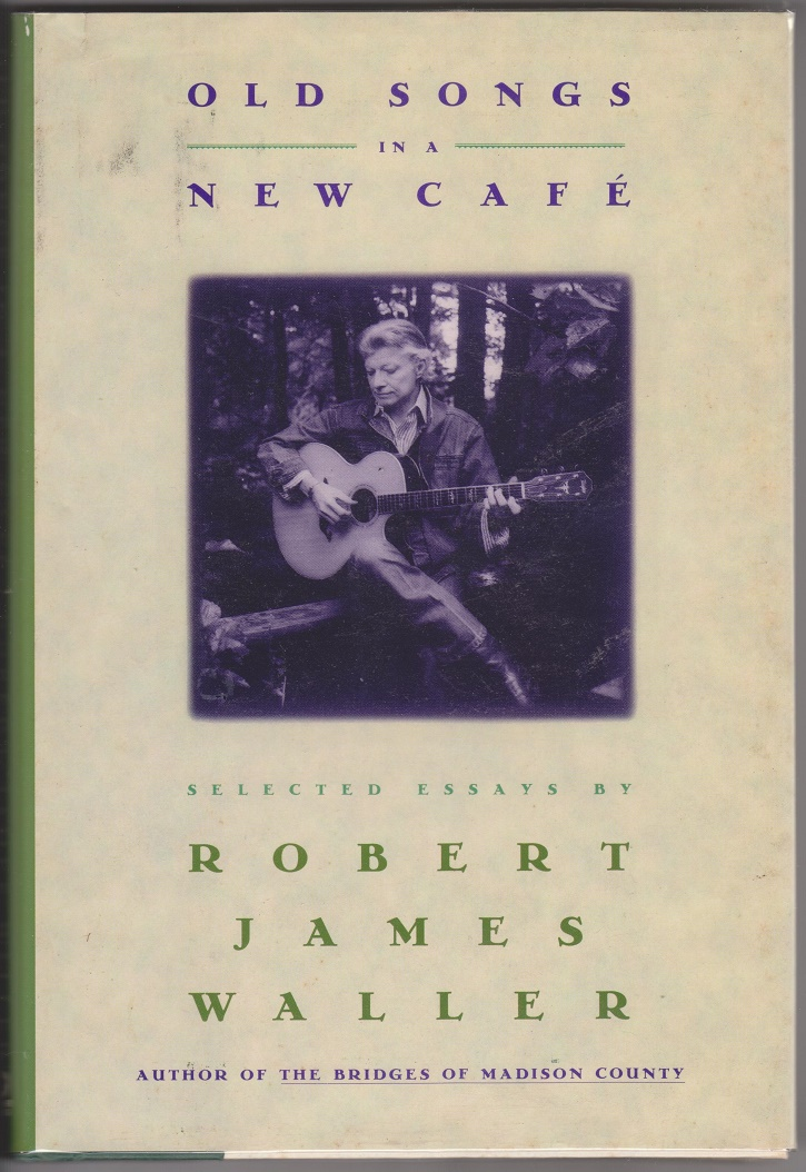 Image for Old Songs in a New Cafe