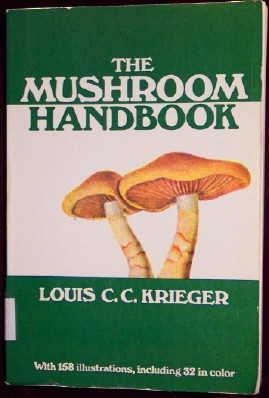 Image for The Mushroom Handbook
