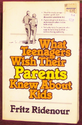 Image for What Teenagers Wish Their Parents Knew About Kids