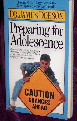 Image for Preparing for Adolescence : Caution Changes Ahead
