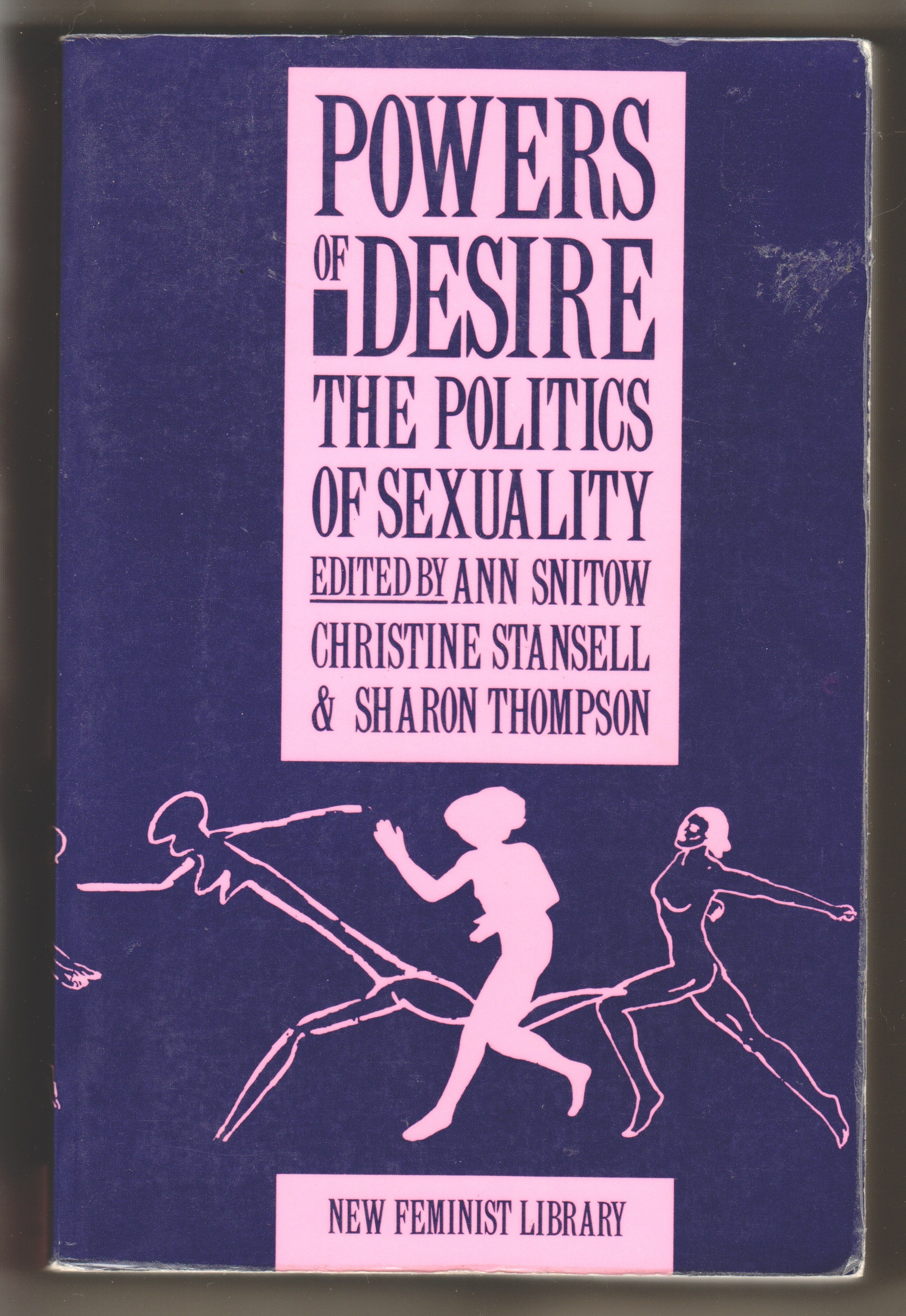Image for Powers of Desire