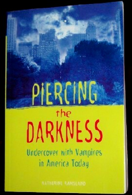 Image for Piercing the Darkness