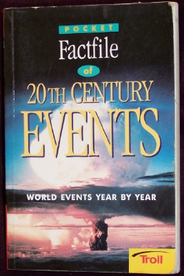 Image for Pocket Factfile of 20th Century Events