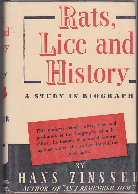 Image for Rats, Lice and History