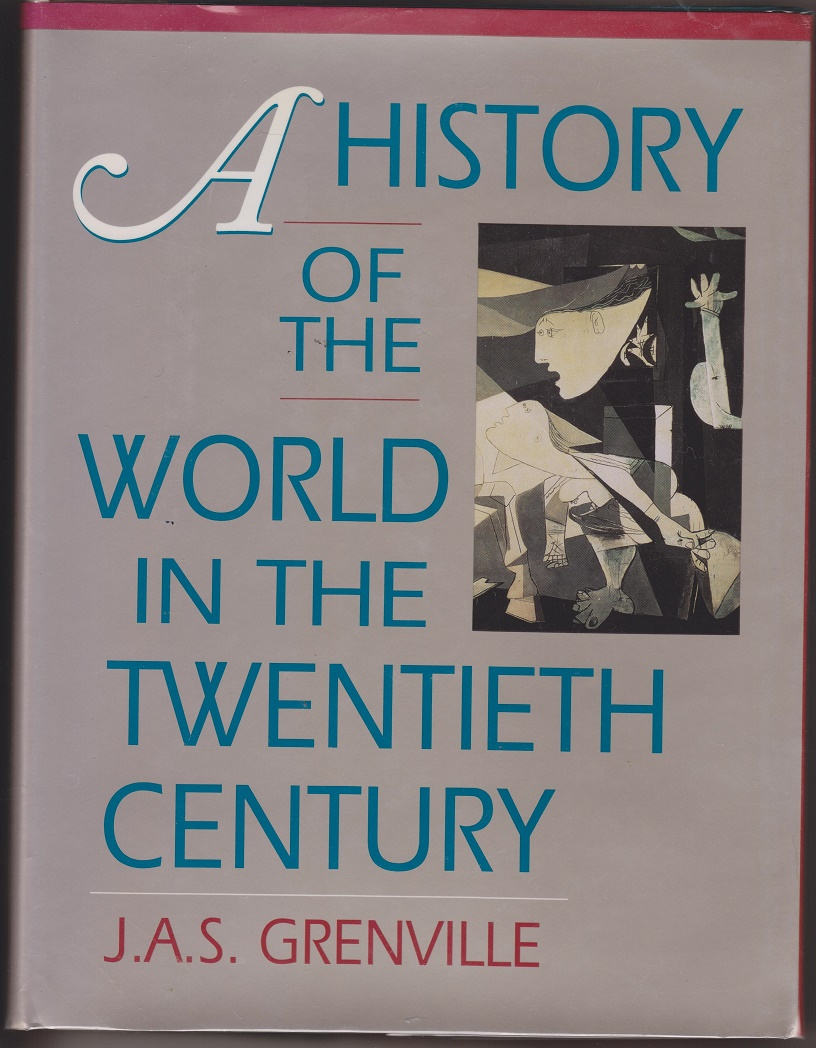 Image for A History Of The World In The Twentieth Century