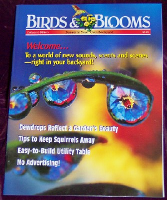 Image for Birds and Blooms Collector's Edition