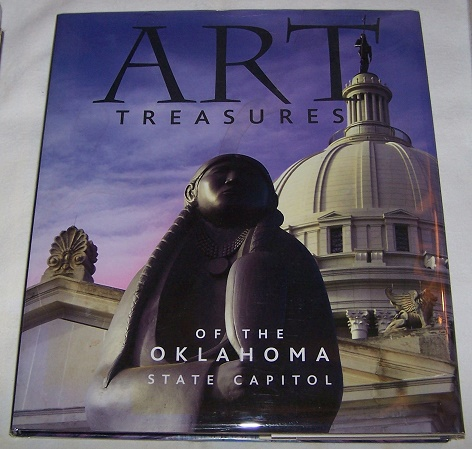 Image for Art Treasures Of The Oklahoma State Capitol