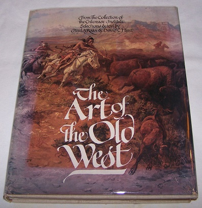 Image for The Art Of The Old West