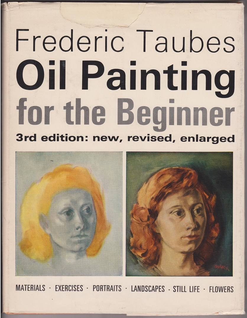 Image for Oil Painting For The Beginner