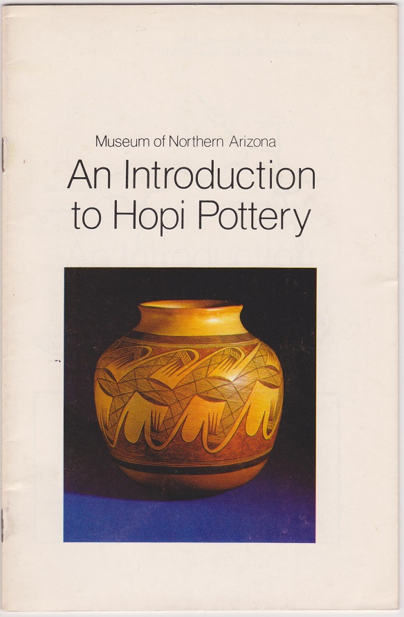 Image for An Introduction to Hopi Pottery