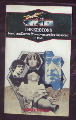 Image for Doctor Who The Krotons