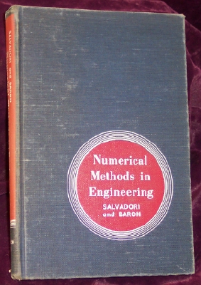 Image for Numerical Methods in Engineering