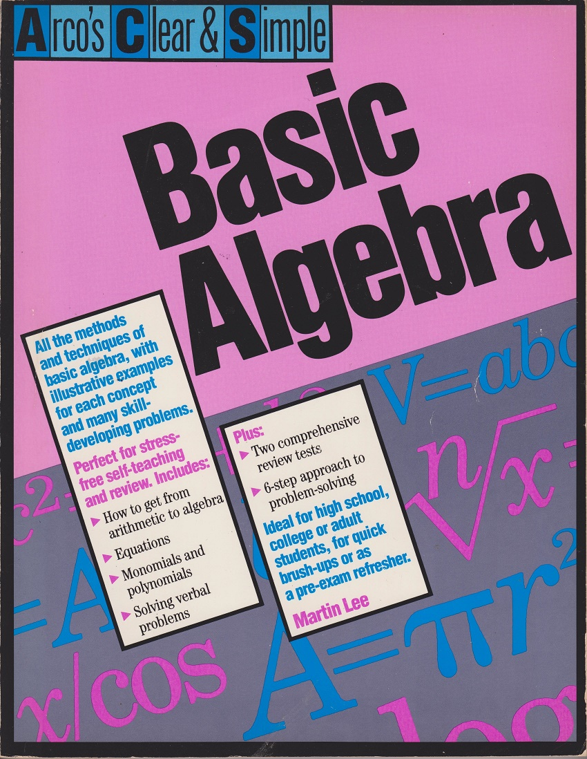 Image for Basic Algebra