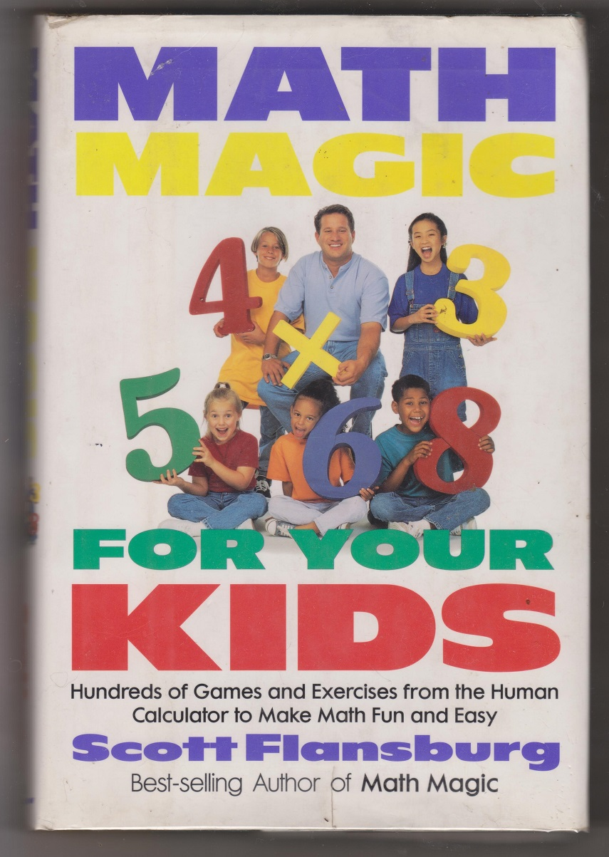 Image for Math Magic For Your Kids