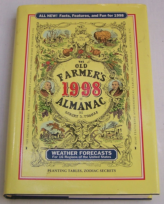 Image for The Old Farmer's Almanac 1998