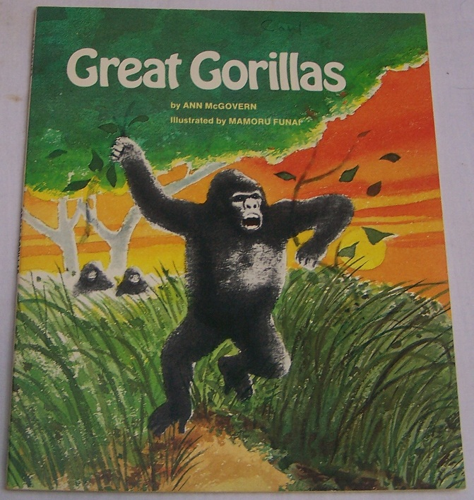 Image for Great Gorillas