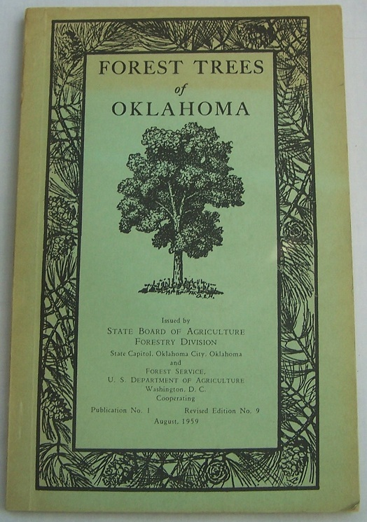 Image for Forest Trees of Oklahoma, How to Know Them