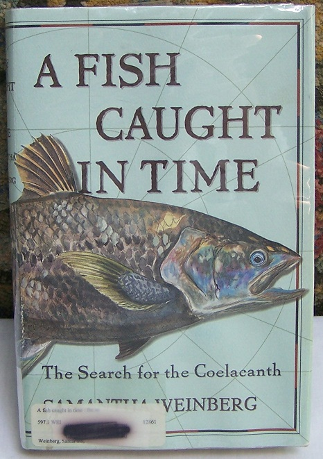 Image for A Fish Caught in Time