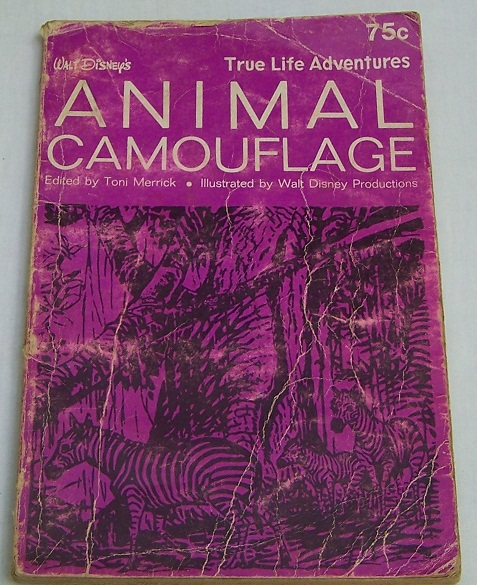 Image for True Life Adventures Animal Camouflage