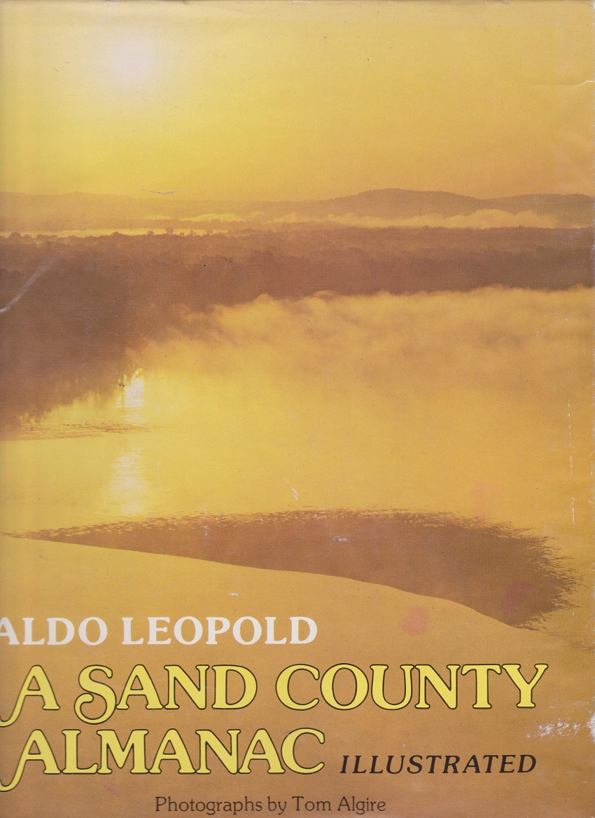 Image for A Sand County Almanac