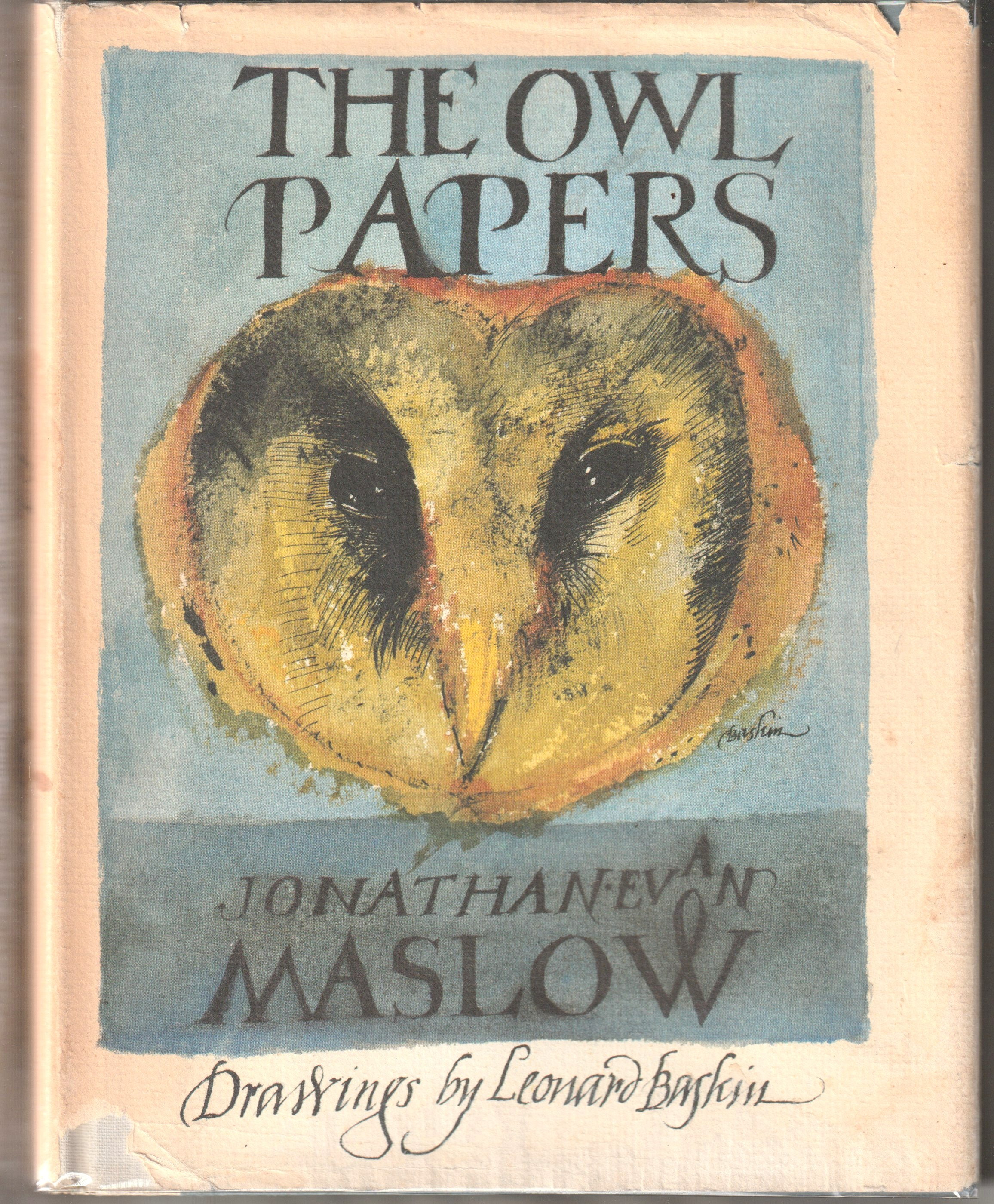 Image for The Owl Papers