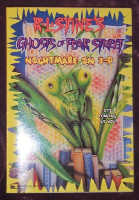 Image for Ghosts of Fear Street #4, Nightmare in 3-D