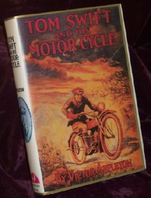 Image for Tom Swift and His Motor-Cycle or Fun and Adventures on the Road