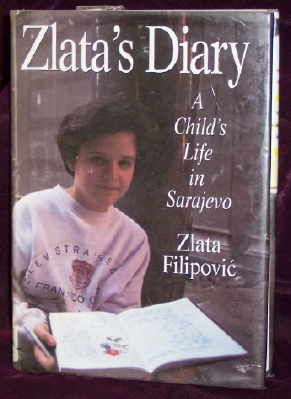 Image for Zlata's Diary: A Childs Life in Sarajevo