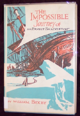 Image for The Impossible Journey of Sir Ernest Shackleton