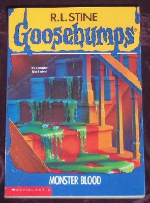 Image for Goosebumps #3 Monster Blood
