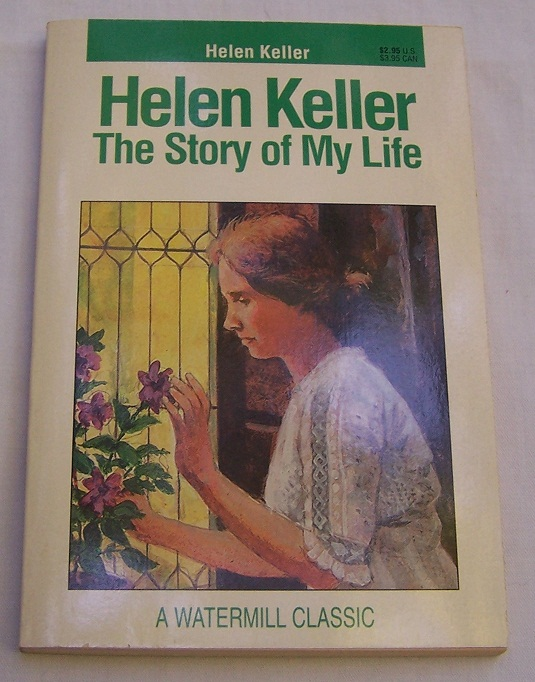 Image for Helen Keller, The Story of My Life