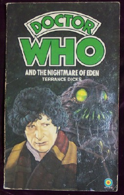 Image for Doctor Who and the Nightmare of Eden