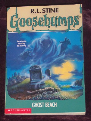 Image for Goosebumps #22: Ghost Beach