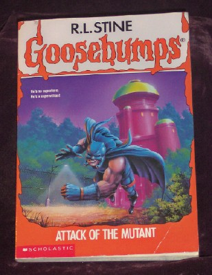 Image for Goosebumps #25: Attack of the Mutant