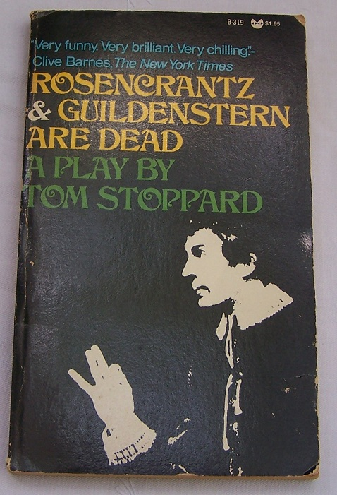 Image for Rosencrantz & Guildenstern Are Dead, A Play
