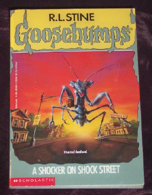 Image for Goosebumps #35: A Shocker on Shock Street
