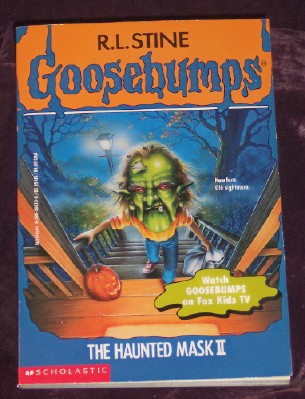Image for Goosebumps #36: The Haunted Mask II