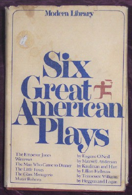 Image for Six Great American Plays