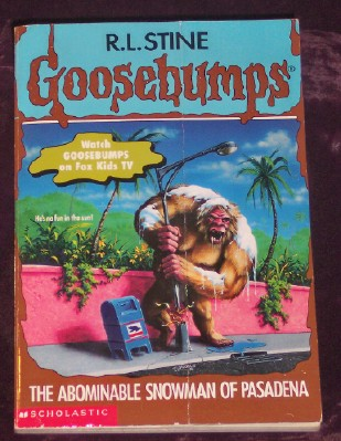Image for Goosebumps #38: The Abominable Snowman of Pasadena