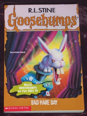Image for Goosebumps # 41Bad Hare Day