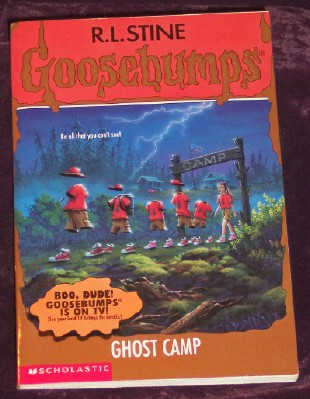 Image for Goosebumps #45: Ghost Camp