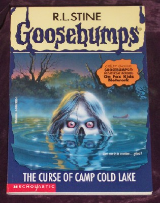 Image for Goosebumps #56, The Curse of Camp Cold LAke