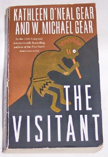 Image for The Visitant, Book One of the Anasazi Mysteries